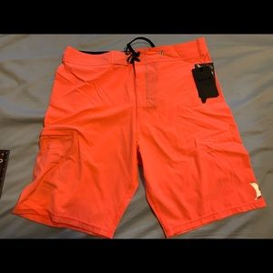 Brand new Hurley surf shorts. Size 33